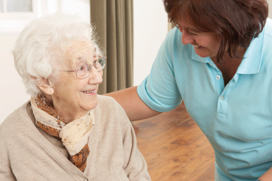 cuidado de ancianos Sant Feliu de LLobregat